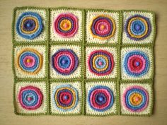 Ravelry: Wheels within Wheels FREE pattern by Frankie Brown