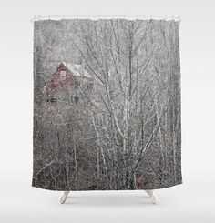 Free US shipping on orders over $50. https://www.etsy.com/listing/212230957/woodland-fabric-shower-curtain-fine-art