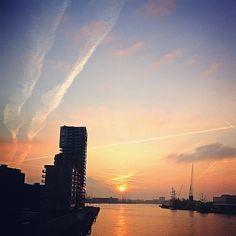 Sunset @ Kratonkade