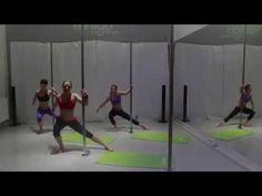 Vertigo & Dragonfly Training Inspiration: TOTAL POLE FITNESS WORKOUT vol. 6 - YouTube