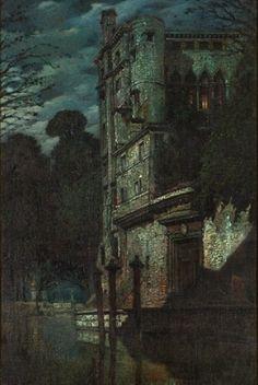 Venice at Night - Alexander Rothaug