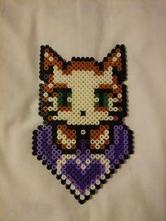 Cute Cat Hama/Perler Bead