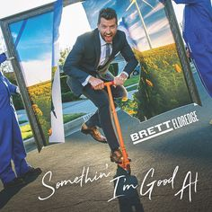 Listen to Brett Eldredge's Charismatic New Single, 'Somethin' I'm Good At'