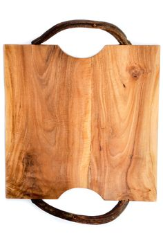 Vine Handle Serving Board