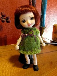 Amelia-Thimble-knitted-dress-4-doll-clothing-1-12-scale-outfit-BJD