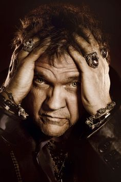 Meat Loaf - some big fans of this fella in the office!