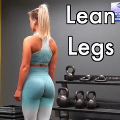 LEAN LEGS 💪🏼 🤗 Liaten to the Fit Tip of the Day to find out! Lunge each leg Side to Sides sec Morning Variation Squats. Fitness Workouts, Fitness Motivation, Butt Workout, Fun Workouts, At Home Workouts, Fitness Goals, Glute Workouts, Dumbbell Workout, Fitness Style
