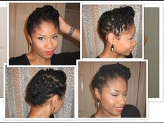 2 Quick Styles for Mini Twists
