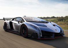 Lamborghini Veneno (Lamborghini 50th Birthday Edition)