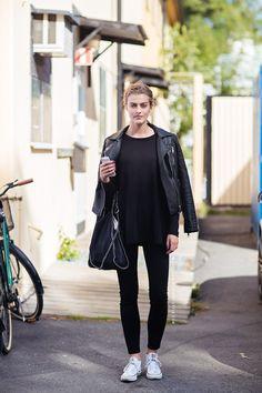 Lone Praesto for Stockholm Streetstyle Autumn Street Style, Street Style Women, Street Styles, Ethical Fashion, Womens Fashion, Fashion Trends, Fashion Fashion, Normcore Fashion, Normcore Style