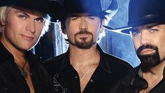 The Texas Tenors on tour April 16, 2015 in Morganton, NC