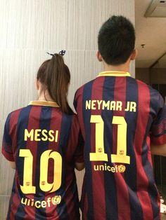 Sports Couples, Messi 10, Neymar Jr, Tops, Fashion, Moda, Fashion Styles, Fashion Illustrations