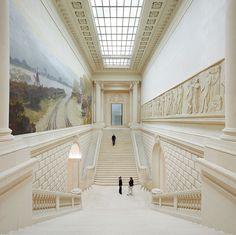 Musée d'Arts de Nantes / following a six-year refurbishment by Stanton William