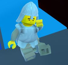 Yawny Goodknight Lego Universe