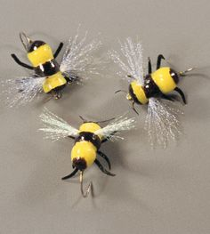 Foam bodied Bumblebees