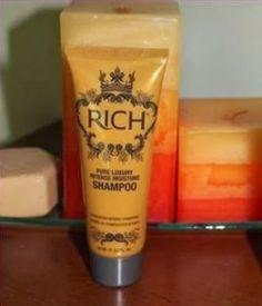 Prémio: 1 Champô Pure Luxury Intense Moisture da RICH hair  Até 01 de dezembro de 2013