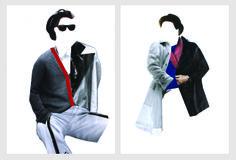 Illustrations - Christian Westphal - Emilie Linsaa Portfolio Layout, Christian, Illustrations, Coat, Projects, Jackets, Fashion, Down Jackets, Moda