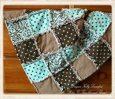 Rag Quilt Instructions for Babies | Design Patterns » Rag Baby Quilt Patterns