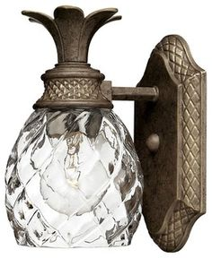 Buy the Hinkley Lighting Pearl Bronze Direct. Shop for the Hinkley Lighting Pearl Bronze 1 Light Width Bathroom Sconce from the Plantation Collection and save. Bronze Wall Sconce, Bronze Bathroom, Bathroom Sconces, Bathroom Wall Lights, Led Wall Lights, Bathroom Light Fixtures, Bathroom Vanity Lighting, Wall Sconce Lighting, Wall Sconces