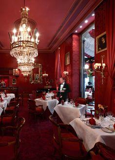 Hotel Sacher Café