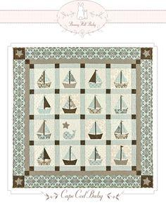 baby boy quilt pattern