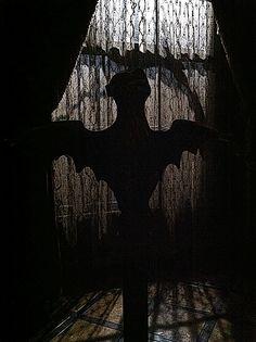 Haunted Mansion Portrait hallway- photo by B. Alberecht