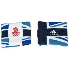 adidas Team GB Wristbands: Official Team GB wristbands from adidas Size – S 7 cms #WrekinSportswear