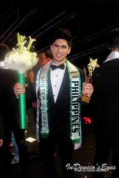 Mister Global Philippines 2015 by iamdencio  Misters 2015: The Pageant Mister Global Philippines 2015 - Rick Kristoffer Palencia from Tacloban, Leyte