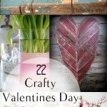 22 Crafty Valentines Day Projects (1)