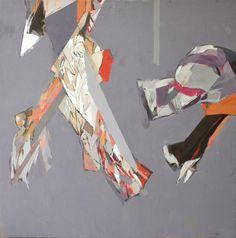 São Mamede - Galeria de Arte Rocha de Sousa Sob a força dos ventos 2004 Acrilico x Tela 80 cm x80 cm