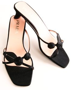 PRADA HEELS #Shoes