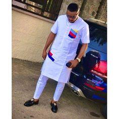 Latest African Wear For Men, African Shirts For Men, African Dresses Men, African Attire For Men, African Clothing For Men, Nigerian Men Fashion, African Men Fashion, Mens Fashion, Designer Clothes For Men