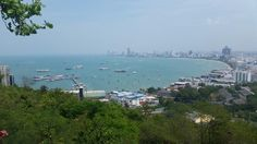 From Buddha hill