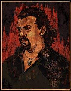 KENNY POWERS by JTO  #eastboundanddown