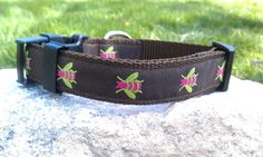 Fly Dog Collar by WillyWoofs on Etsy, $16.00