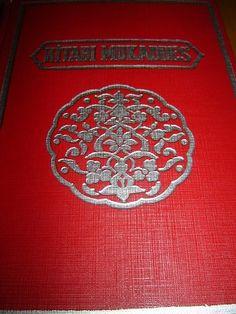 Kitabi Mukaddes / Turkish Bible / 1993 Printed in Turkey / Eski ve Yeni Ahit - Tevrat ve Incil