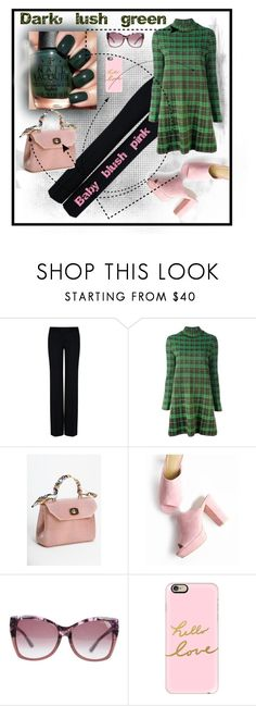 """Lush Green Nails outfit"" by breakfastatiffanies22 ❤ liked on Polyvore featuring beauty, STELLA McCARTNEY, M Missoni, Tom Ford and Casetify"