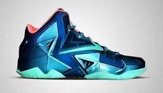 Nike Lebron XI....not feeling it