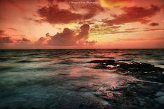 Burning Seas