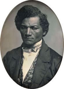 September 3, 1855 – Future abolitionist Frederick Douglass escapes from slavery. After escaping, he became a leader of the abolitionist movement, gaining note for his dazzling oratory and incisive antislavery writing. He stood as a living counter-example to slaveholders' arguments that slaves did not have the intellectual capacity to function as independent American citizens.