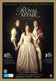A Royal Affair nominated for an Oscar.