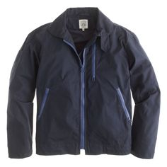 North Sea Clothing men's marine expedition deck jacket in navy at J.Crew.