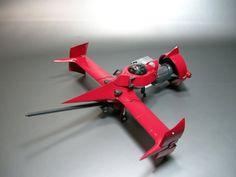 "Amazon.com: Bandai Tamashii Nations PX-05 Mono Racer Swordfish II ""Cowboy Bebop"" Soul of Chogokin Action Figure: Toys & Games"