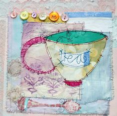 https://flic.kr/p/asad3d | Teacup | Mixed Media