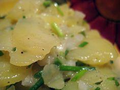 Schwäbischer Kartoffelsalat Super lecker!