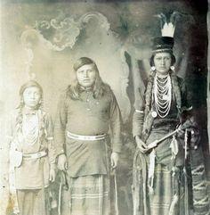 Nez Perce tribe, 1905.