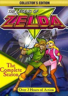 The Legend of Zelda: The Adventures Of Zelda: Complete Season