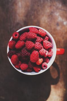 rasberries.