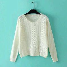 那拉时尚外单店,三个颜色毛衣,胸围94 cm