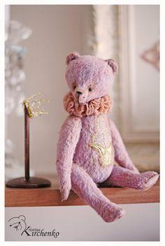 Teddybeer van Kristina Kirchenko in Brugge